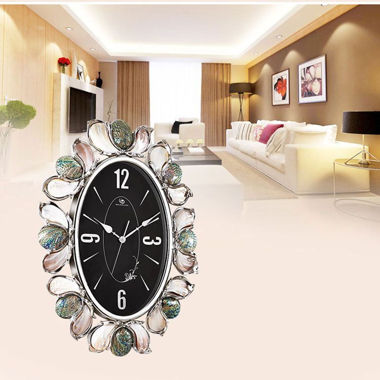 Đồng hồ treo tường cao cấp cho không gian tỏa sáng PY116B