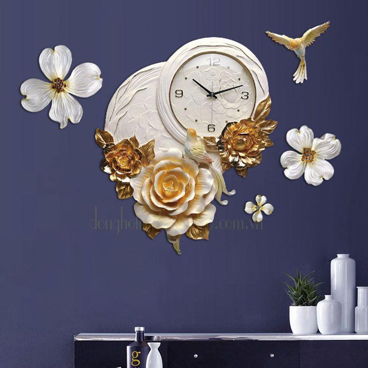 Đồng hồ treo tường tphcm ZB0011B-J8807