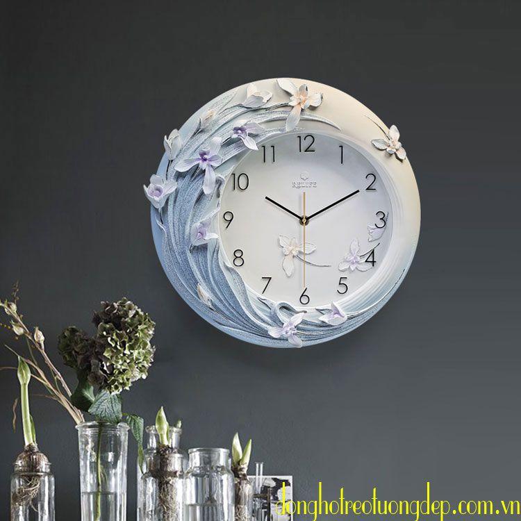 Đồng hồ treo tường trang trí cho không gian tỏa sáng -ZB004B