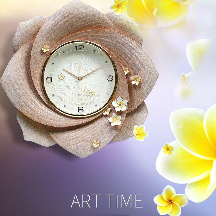 Đồng hồ trang trí đẹp độc đáo -ZB007A