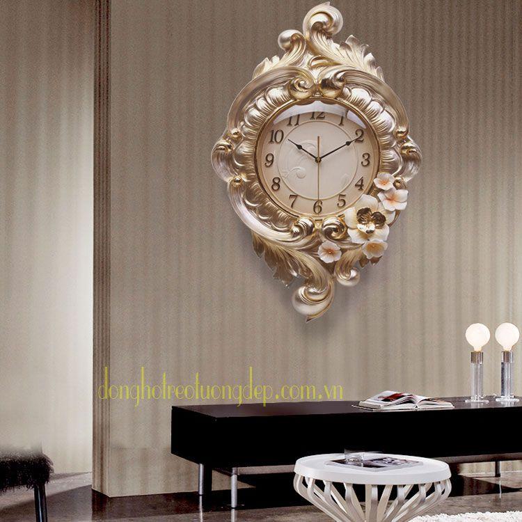 đồng hồ treo tường nghệ thuật tphcm ZB004B