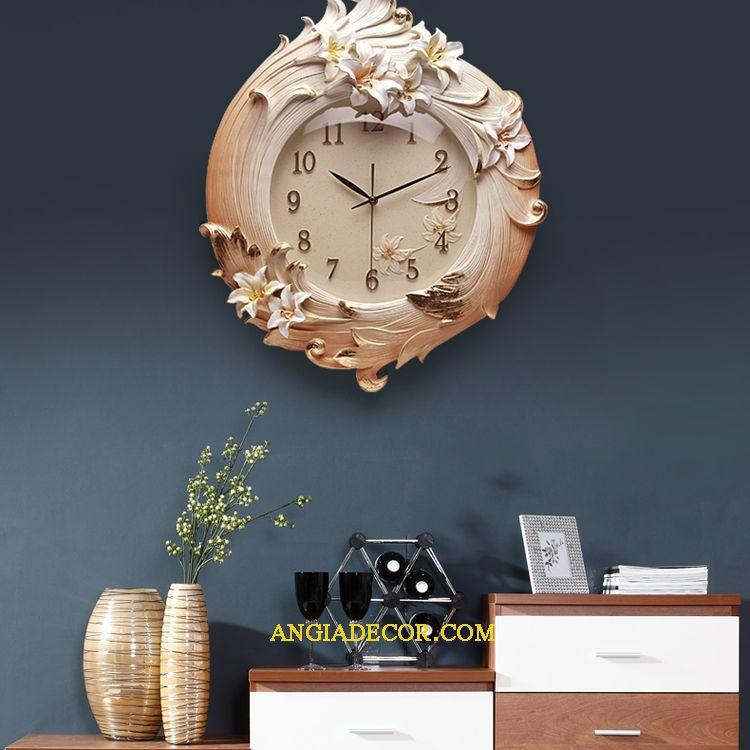Đồng hồ treo tường nghệ thuật tphcm ZB0025A