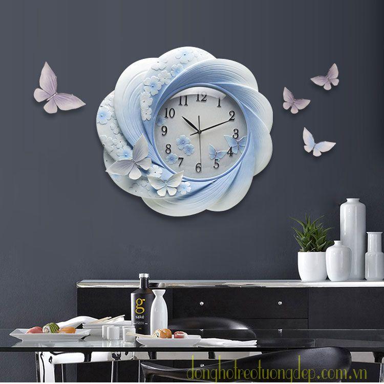 Đồng hồ treo tường hà nội ZB0027B