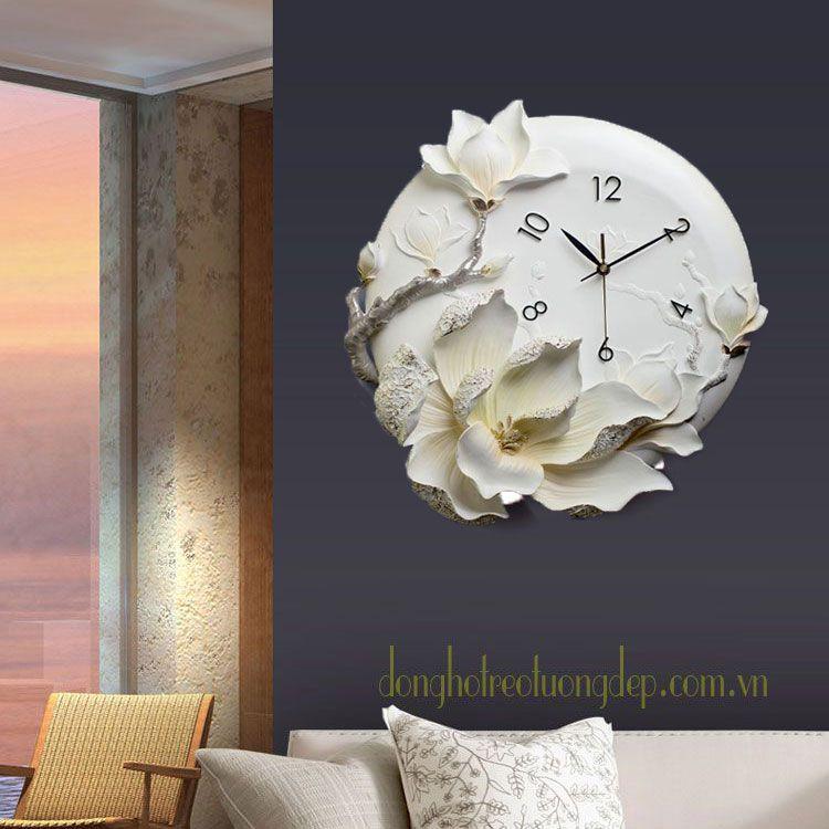 Đồng hồ treo tường nghệ thuật hiện đại phong cách ZB0045C