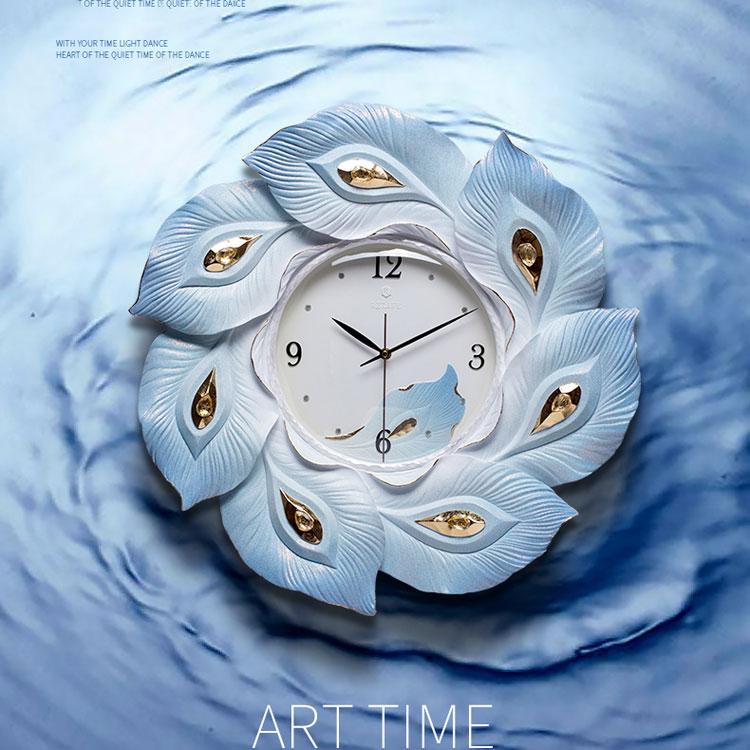 Đồng hồ treo tường nghệ thuật thời thượng nhất ZB0058A