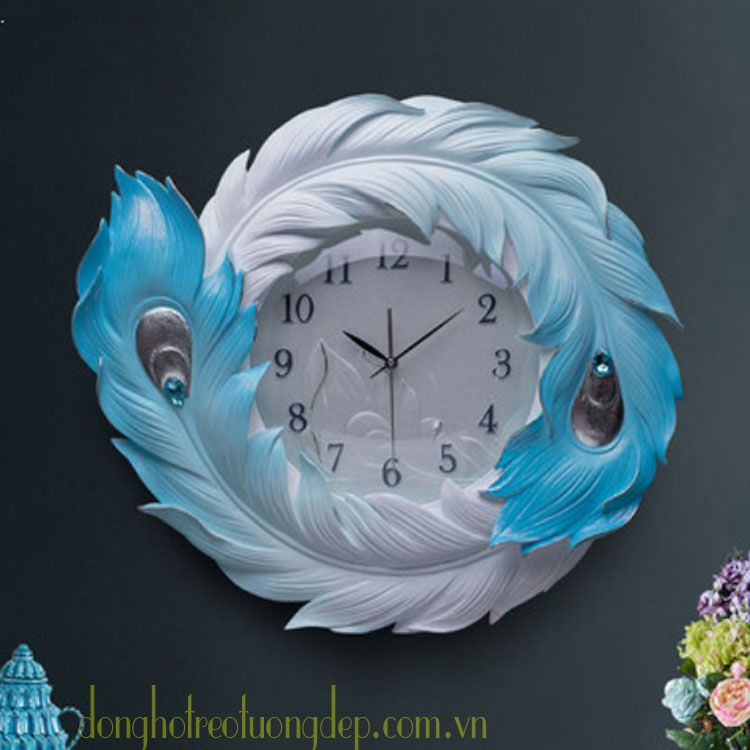 đồng hồ nghệ thuật đẹp nhất