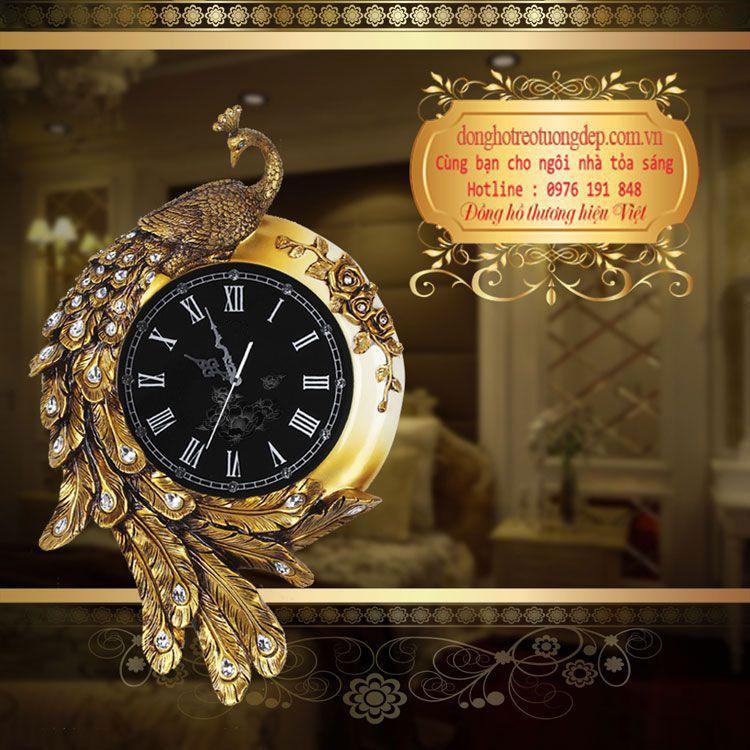 Đồng hồ treo tường hà nội DHD052