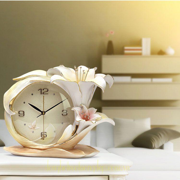 Đồng hồ để bàn đẹp ZB0029B