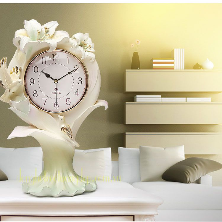 Đồng hồ treo tường Phú Giáo hiện đại chất lượng