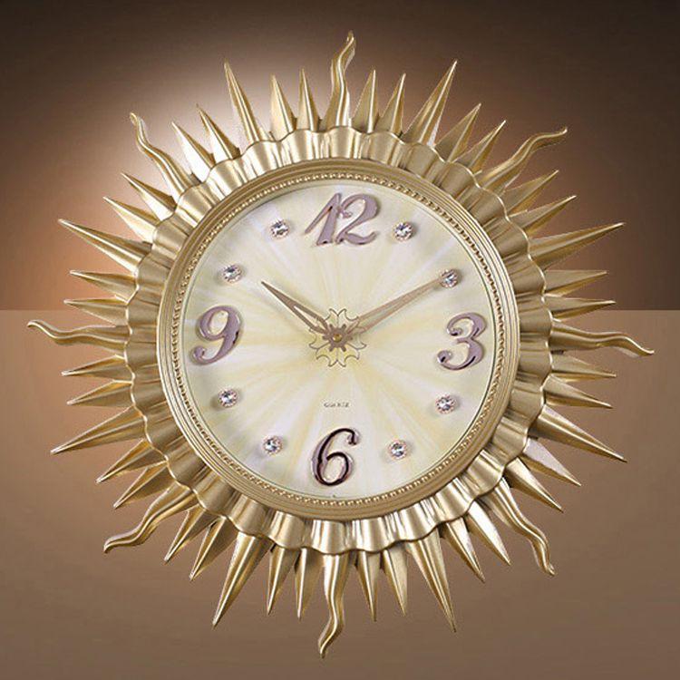 Đồng hồ treo tường tân cổ điển thời thượng độc đáo DHD054