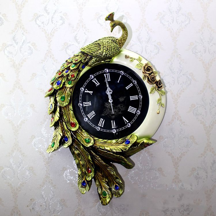 Đồng hồ treo tường nhà xinh DHD055