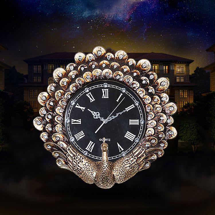 Đồng hồ trang trí đẹp và hiện đại DHD057
