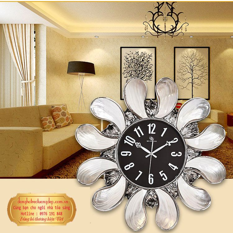 Đồng hồ treo tường Quận Gia Lâm