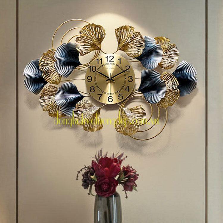 Đồng hồ treo tường nghệ thuật DHD024
