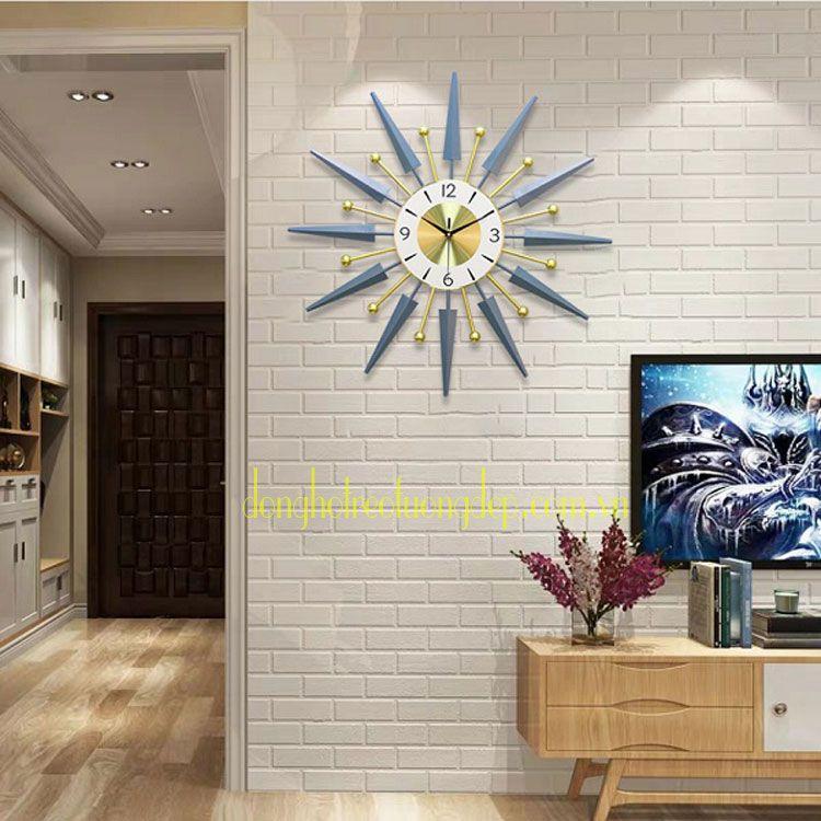 Đồng hồ trang trí tường DHD030