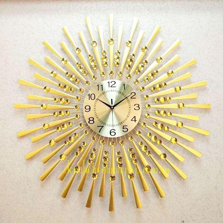 Đồng hồ nghệ thuật hạt mưa DHD037