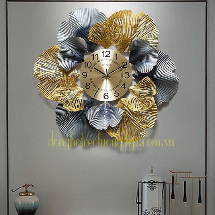 Đồng hồ trang trí phòng khách DHD022