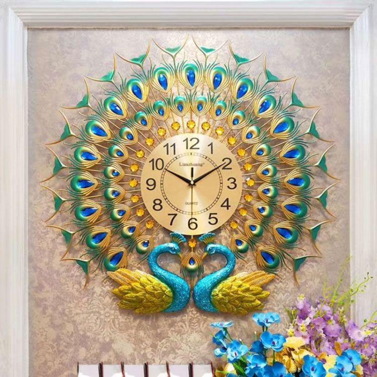Đồng hồ treo tường tphcm DHD071-01