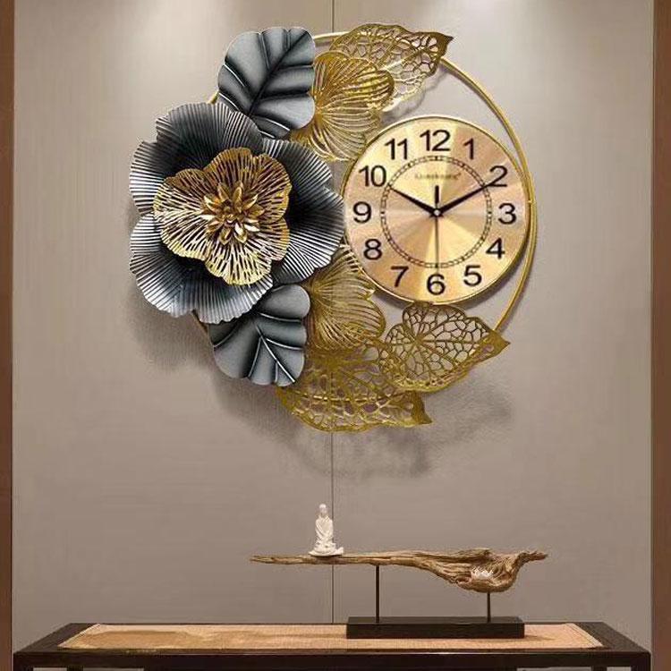 Đồng hồ trang trí nghệ thuật DHD073