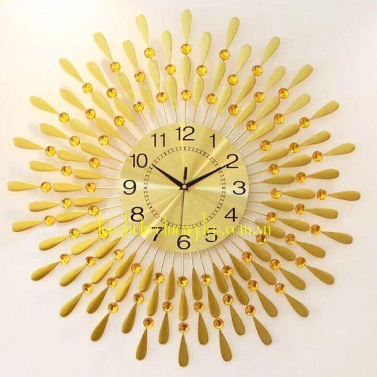 Đồng hồ nghệ thuật giọt sương DHD046