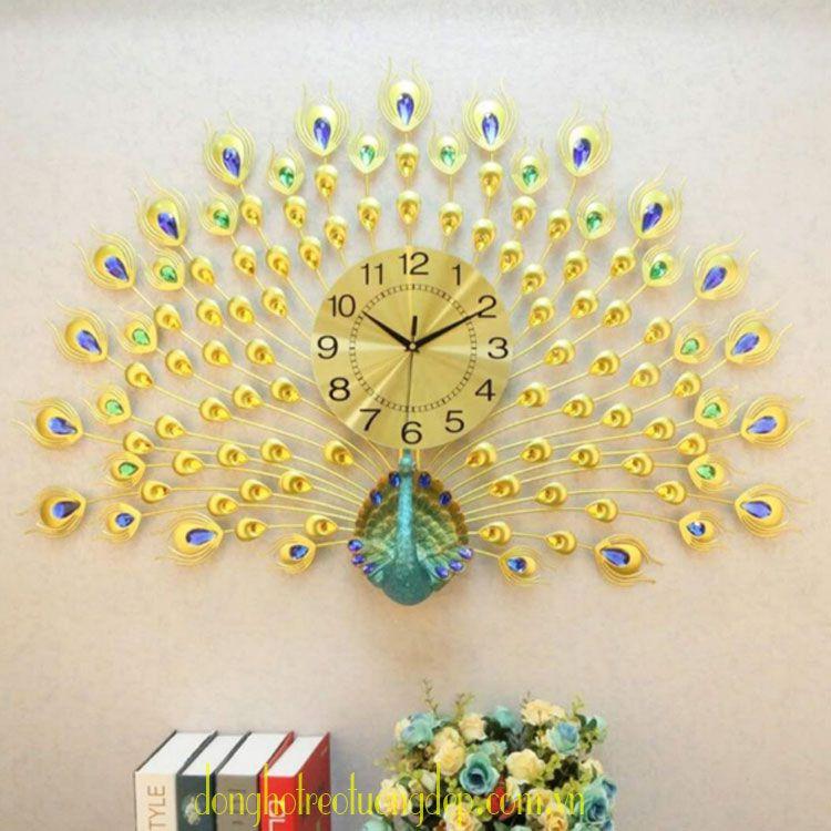 Đồng hồ mừng tân gia hiện đại DHD086