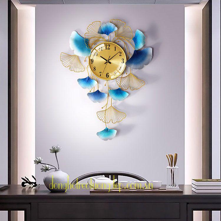 Đồng hồ treo tường đẹp lạ DHD094